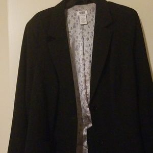 ❤Black women's blazer